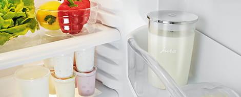 Glas-Milchbehälter 0.5 l 16