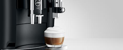 Machine à café E800 Piano Black 30