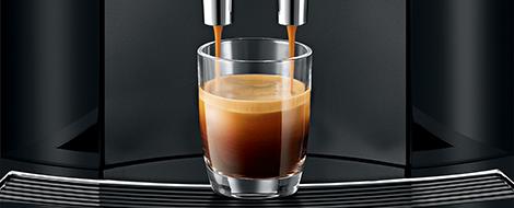 Machine à café E800 Piano Black 33