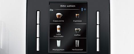 Machine à café J600 Piano White 21